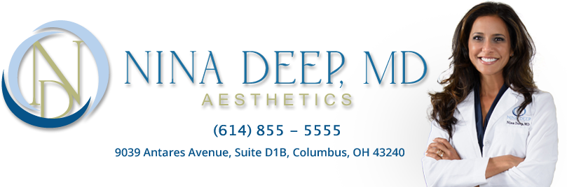 Dr. Nina Deep, MD - Nina Deep Aesthetics, a Medical Spa in Columbus, Ohio