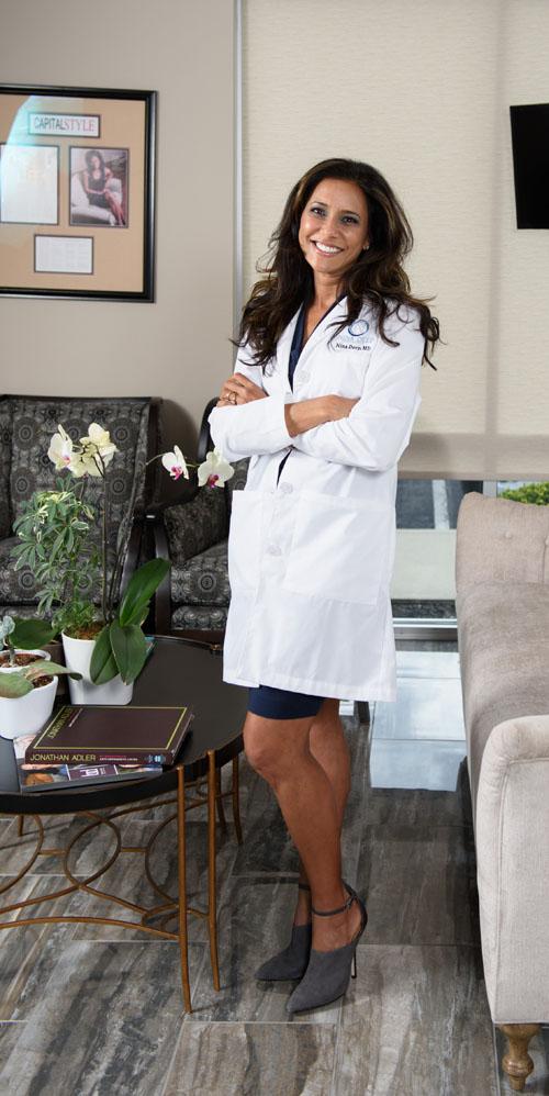 Dr. Nina Deep of Nina Deep Aesthetics