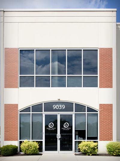 Nina Deep Aesthetics Office Building