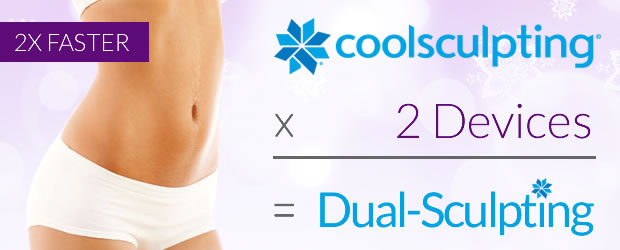 Dual-Sculpting CoolSculpting provider in Columbus